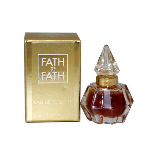 FA69 - Fath De Fath Eau De Toilette for Women - 0.17 oz / 5 ml