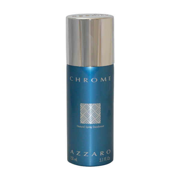 CH01M - Chrome Deodorant for Men - 5.1 oz / 150 ml