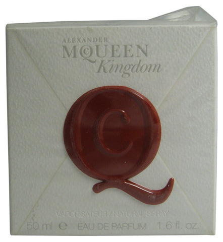 ALM02 - Alexander Mcqueen Kingdom Eau De Parfum for Women - Spray - 1.6 oz / 50 ml
