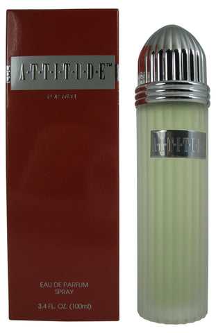 AT02 - Attitude Eau De Parfum for Men - Spray - 3.4 oz / 100 ml