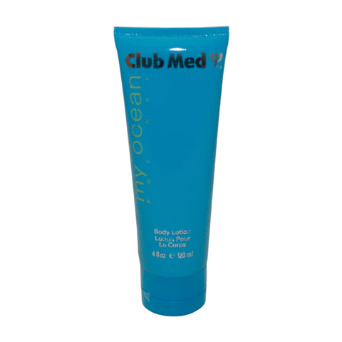 CLU14 - Club Med My Ocean Body Lotion for Women - 4 oz / 120 g Unboxed