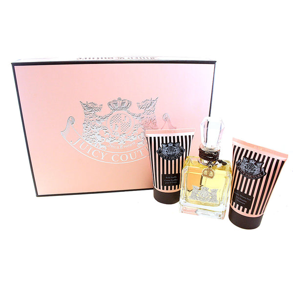 JUI324 - Juicy Couture 3 Pc. Gift Set for Women