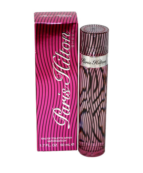 PAR15 - Paris Hilton Sheer Eau De Toilette for Women - 1.7 oz / 50 ml Spray