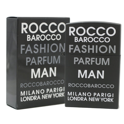 RBF21M - Roccobarocco Fashion Eau De Toilette for Men - Spray - 2.5 oz / 75 ml