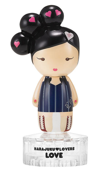 HARL15 - Harajuku Lovers Love Eau De Toilette for Women - Spray - 1 oz / 30 ml