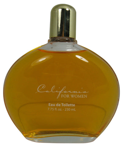 CA444 - California Eau De Toilette for Women - Pour - 7.75 oz / 230 ml