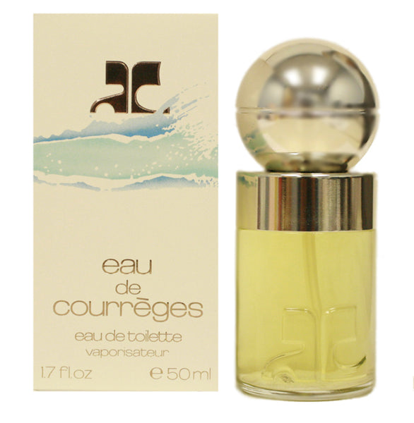 COU18 - Eau De Courreges Eau De Toilette for Women - 1.7 oz / 50 ml Spray