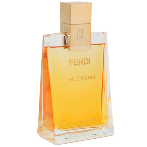 FE27T - Fendi Theorema Eau De Parfum for Women - Spray - 3.4 oz / 100 ml - Unboxed