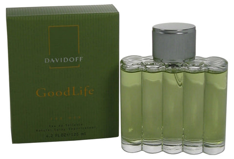 GO04M - Good Life Eau De Toilette for Men - Spray - 4.2 oz / 125 ml