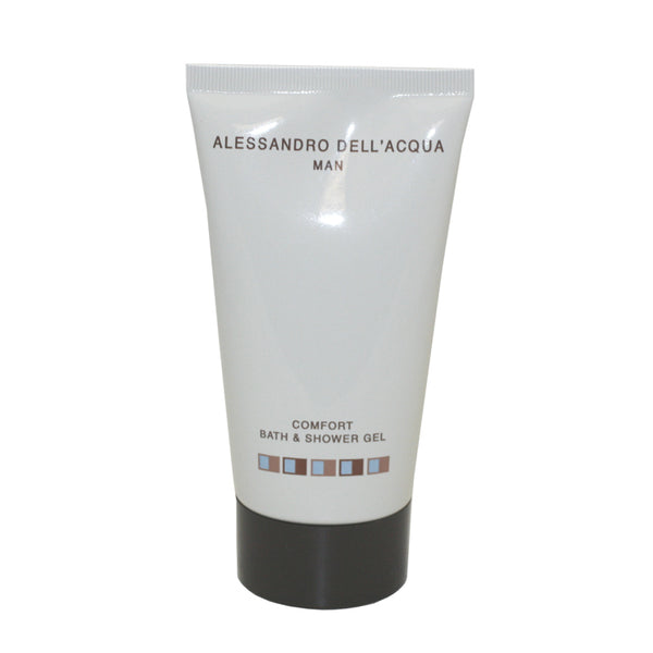 ALE15U - Alessandro Dell Acqua Bath & Shower Gel for Men - 5 oz / 150 ml - Unboxed