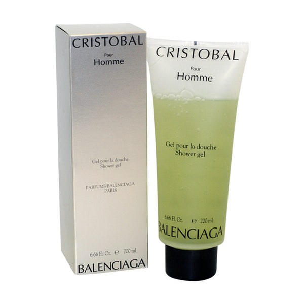 CR22M - Cristobal Shower Gel for Men - 6.66 oz / 200 g