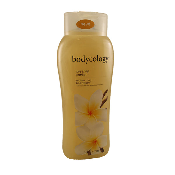 BCV16 - Creamy Vanilla Body Wash for Women - 16 oz / 473 g