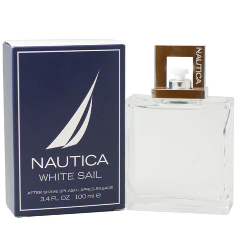 NAW18M - Nautica White Sail Aftershave for Men - 3.4 oz / 100 ml
