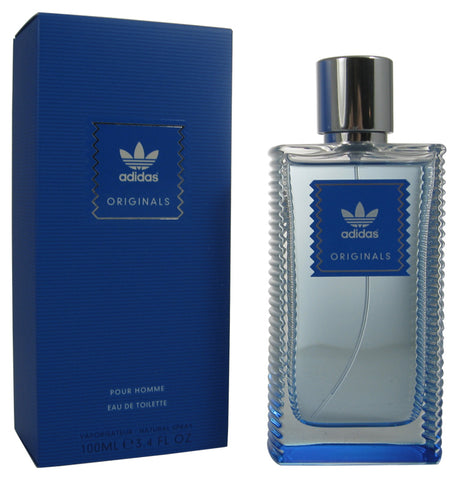AD15M - Adidas Originals Eau De Toilette for Men - Spray - 3.4 oz / 100 ml