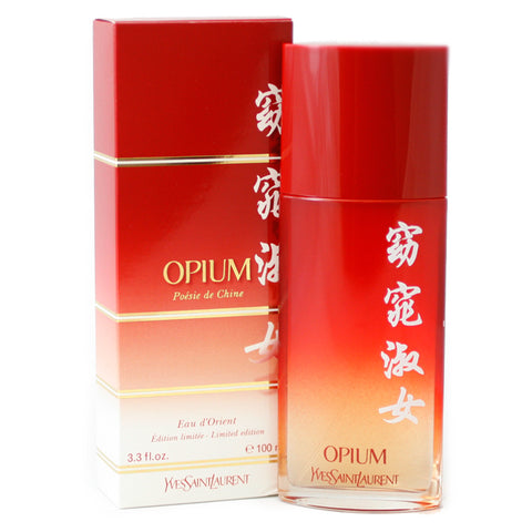 OP448 - Opium Poesie De Chine Eau D' Orient for Women - Spray - 3.3 oz / 100 ml