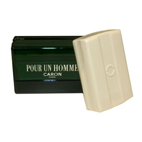 PO812M - Pour Un Homme Soap for Men - 5 oz / 150 g - With Dish