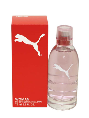 PUM39 - Puma Red Eau De Toilette for Women - Spray - 2.5 oz / 75 ml