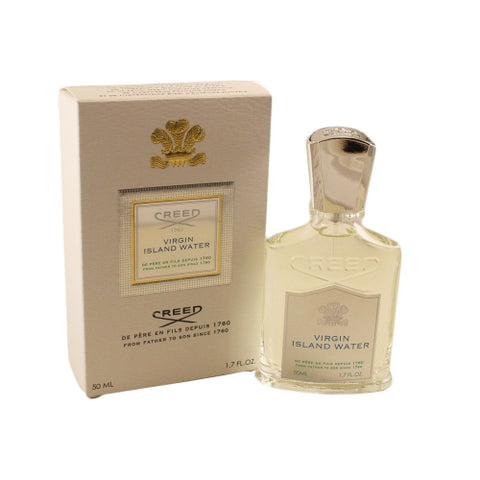 CRE37 - Creed Virgin Island Millesime Unisex | 1.7 oz / 50 ml - Spray