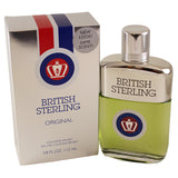 BR14M - Dana British Sterling Cologne for Men | 3.8 oz / 115 ml