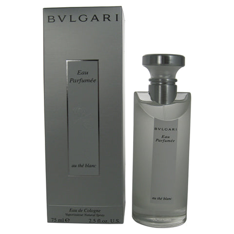 BVL11W-F - Bvlgari Bvlgari Au The'Blanc Eau De Cologne for Unisex Spray - 2.5 oz / 75 ml