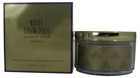 WH88 - White Diamonds Body Powder for Women - 5.3 oz / 150 g