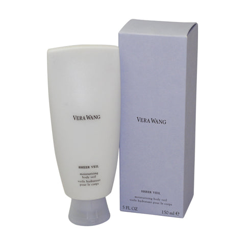 VER17 - Vera Wang Sheer Veil Body Veil for Women - 5 oz / 150 ml