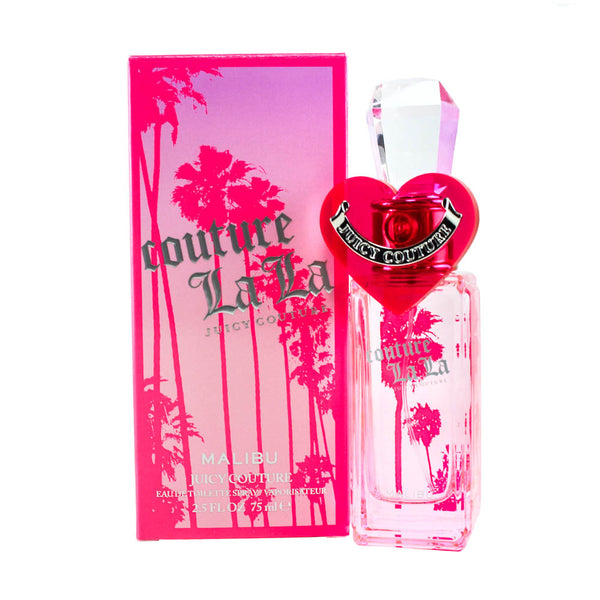 JLLM2 - Couture La La Malibu Eau De Toilette for Women - 2.5 oz / 75 ml Spray