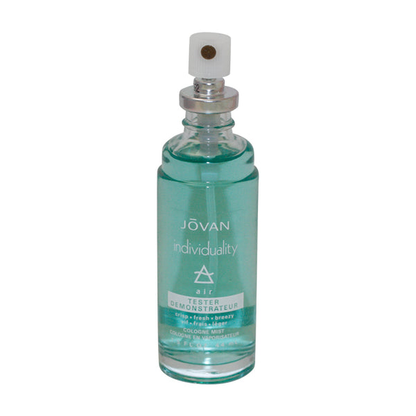 JOW13 - Jovan Individuality Cologne for Women - Spray - 1.5 oz / 44 ml - Air - Tester
