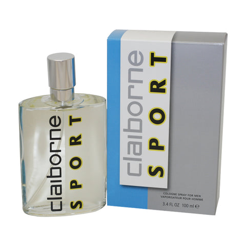 CL46M - Claiborne Sport Cologne for Men - 3.4 oz / 100 ml Spray