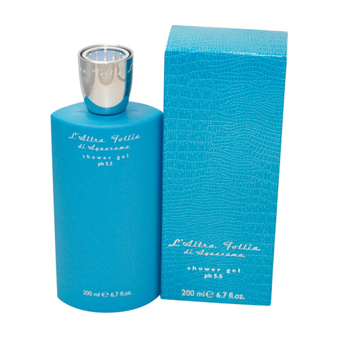 AQLF67 - L'altra Follia Shower Gel for Men - 6.7 oz / 200 ml