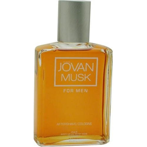 JO79M - Jovan Musk Aftershave for Men - 8 oz / 240 ml Liquid