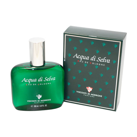 AC33M - Acqua Di Selva Eau De Cologne for Men - 6.8 oz / 200 ml Splash