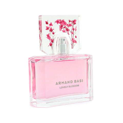 ABB25 - Lovely Blossom Eau De Toilette for Women - Spray - 3.4 oz / 100 ml - Tester (With Cap)