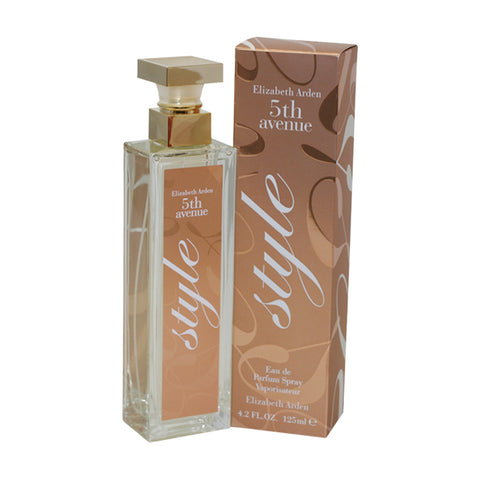 FAS28 - 5th Avenue Style Eau De Parfum for Women - 4.2 oz / 125 ml