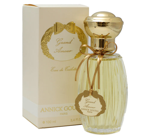 GR02 - Grand Amour Eau De Toilette for Women - 3.4 oz / 100 ml Spray