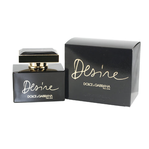 DGD17 - The One Desire Eau De Parfum for Women - Spray - 2.5 oz / 75 ml