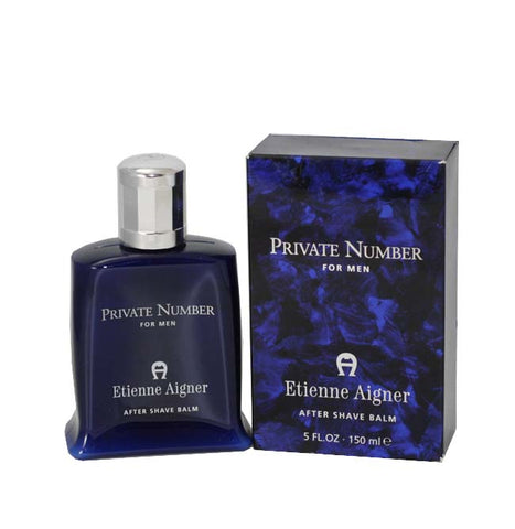 PR54M - Private Number Aftershave for Men - Balm - 5 oz / 150 ml