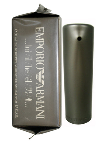 EM23M - Emporio Armani Eau De Toilette for Men - 1.7 oz / 50 ml Spray