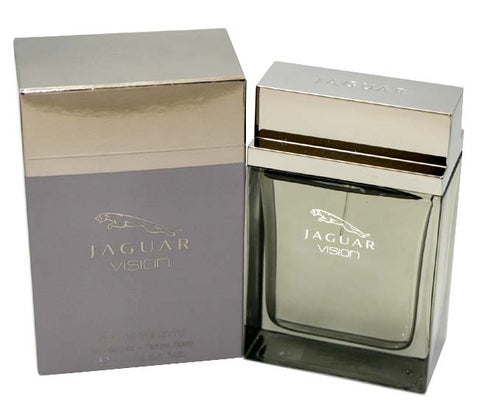JV34M - Jaguar Vision Eau De Toilette for Men - 3.4 oz / 100 ml Spray