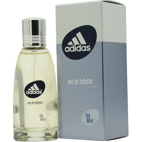 ADI14W-F - Adidas Icy Burst Eau De Toilette for Women - Spray - 1.7 oz / 50 ml
