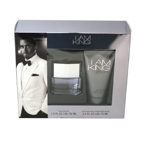 AKSJ10M - I Am King 2 Pc. Gift Set for Men