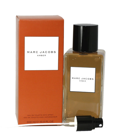 MAA79 - Marc Jacobs Amber Eau De Toilette for Women - Spray - 10 oz / 300 ml