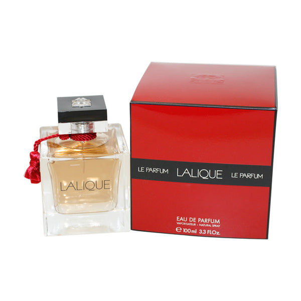 LAL19 - Lalique Le Parfum Eau De Parfum for Women - 3.4 oz / 100 ml Spray
