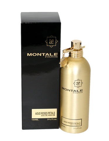 MONT150 - Montale Aoud Roses Petals Eau De Parfum for Women - Spray - 3.3 oz / 100 ml