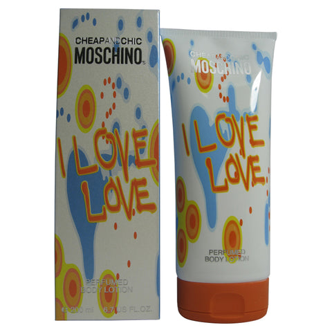 ILL33 - I Love Love Body Lotion for Women - 6.7 oz / 200 ml
