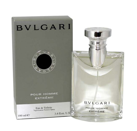 BV45M - Bvlgari Extreme Eau De Toilette for Men - Spray - 3.4 oz / 100 ml