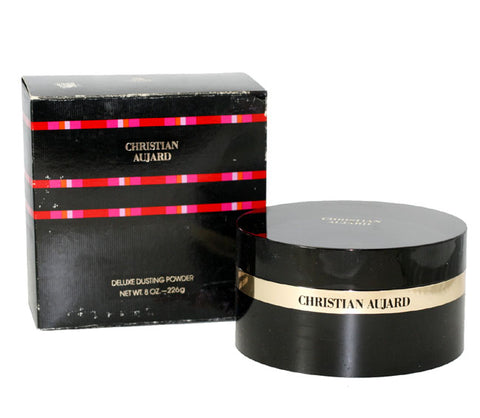 CA80 - Christian Aujard Dusting Powder for Women - 8 oz / 240 g - Damaged Box