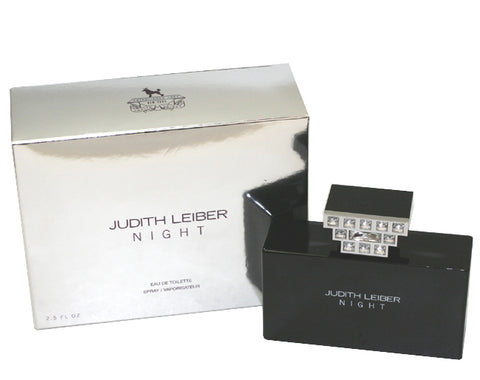 JLN26 - Judith Leiber Night Eau De Toilette for Women - 2.5 oz / 75 ml Spray