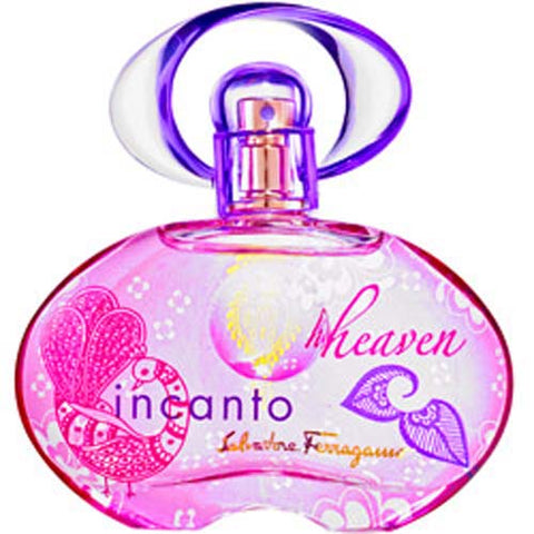 INH23 - Incanto Heaven Eau De Toilette for Women - 3.4 oz / 100 ml Spray
