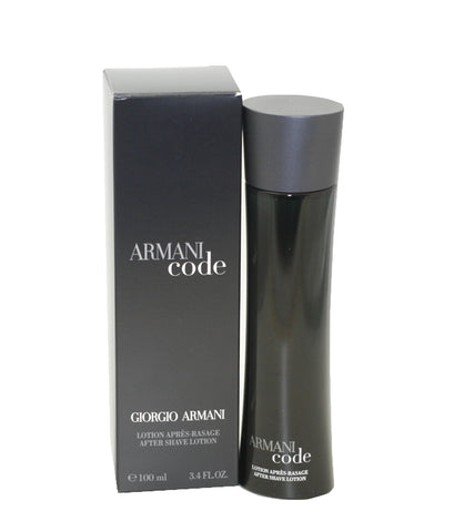 BLA20M - Armani Code Aftershave for Men - Lotion - 3.4 oz / 100 ml
